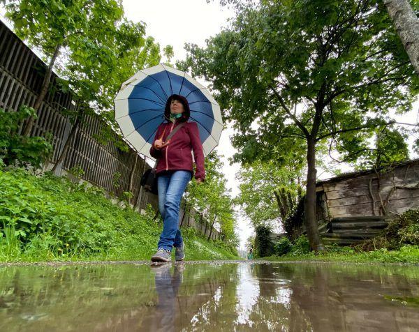 Deutlich mehr Regen als üblich hat es bisher in diesem Sommer in Vorarlberg gegeben.Stiplovesk
