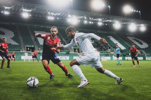 Die Austria drehte im Allianz-Stadion gegen Rapid II die Partie. GEPA (2)