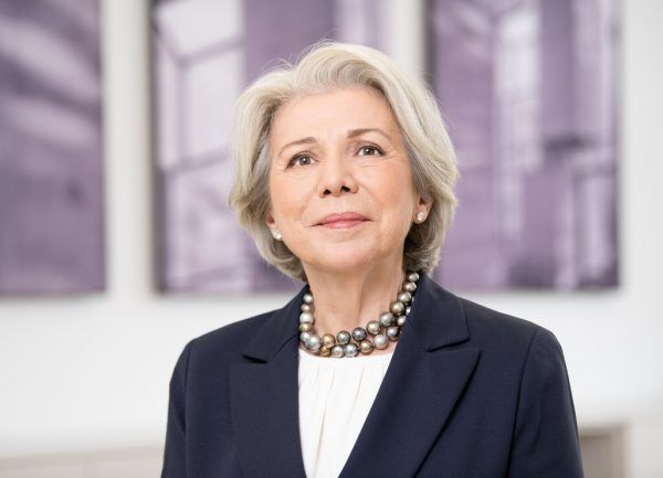 Die designierte Öbag-Chefin Edith Hlawati. APA