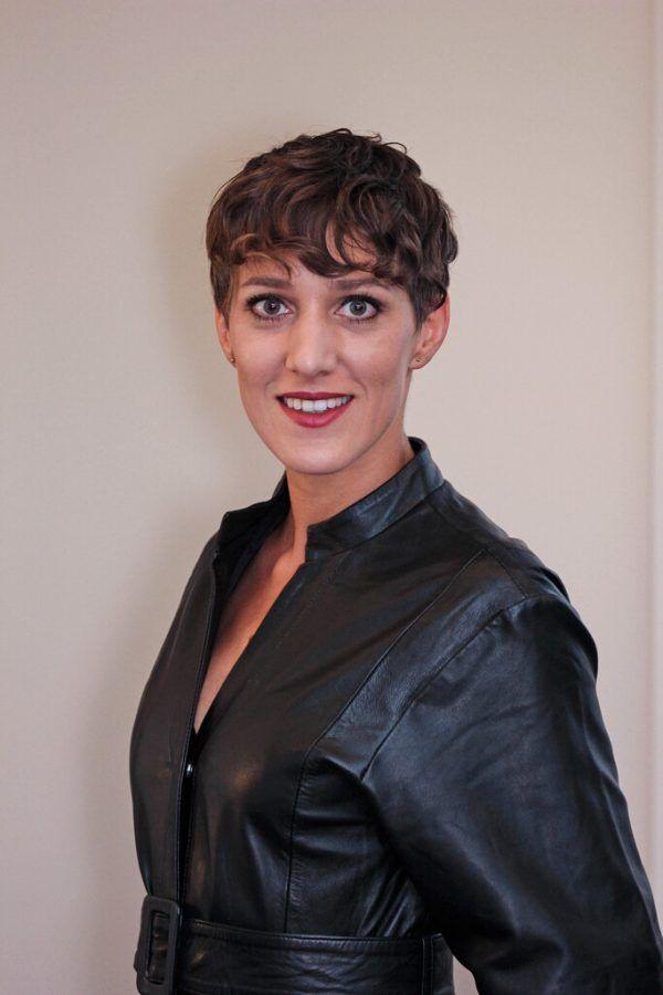 Die neue Geschäftsführerin Bianca Oberscheider.Ländle-TV
