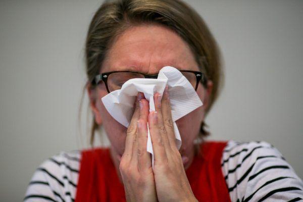 Die Zahl der Neuinfektionen ist weiterhin hoch.Symbolbild/DPA