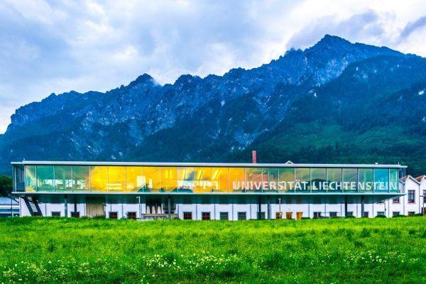 Eine Ransomware-Attacke wurde auf die Universität Liechtenstein verübt.Shutterstock