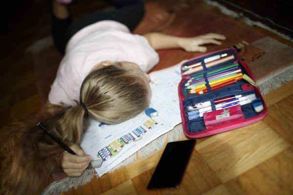 In manchen Bundesländern steigt die Zahl der Kinder im Heimunterricht.apa