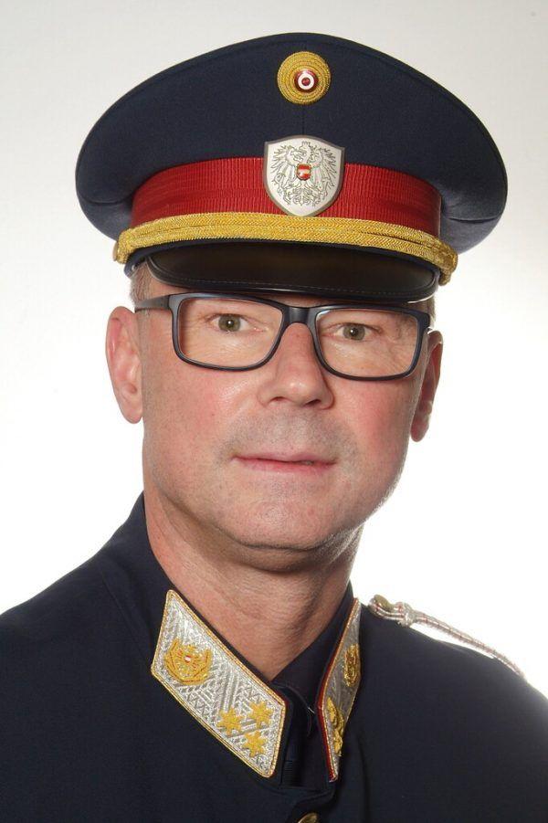 Jürgen Pinkitz. LPD Vorarlberg