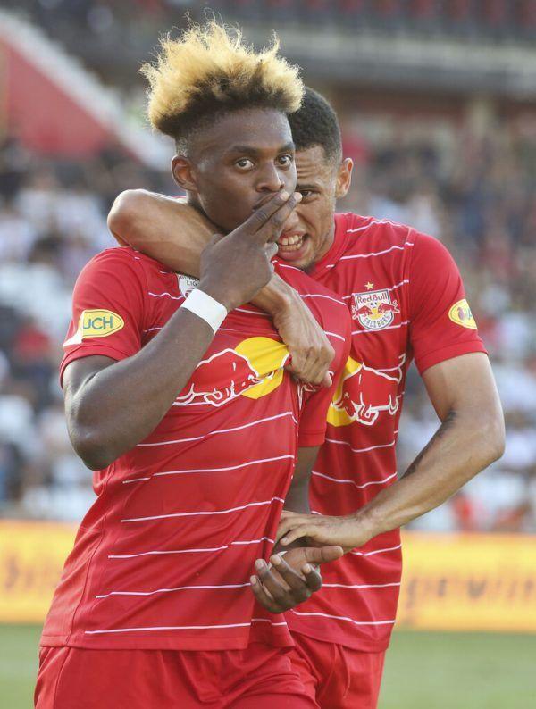 Junior Adamu erzielte den entscheidenden Treffer. gepa