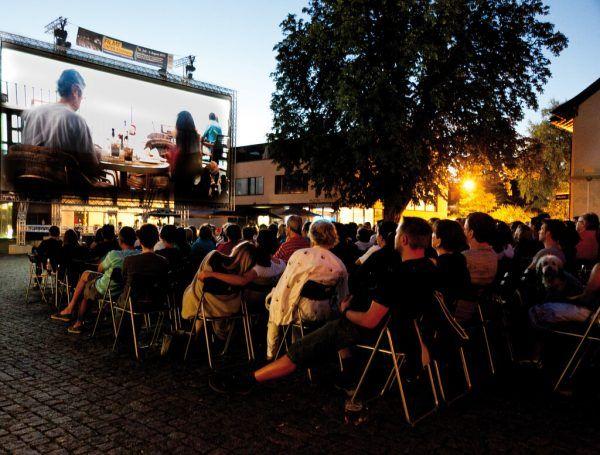 Kino am Marktplatz. D. Mathis