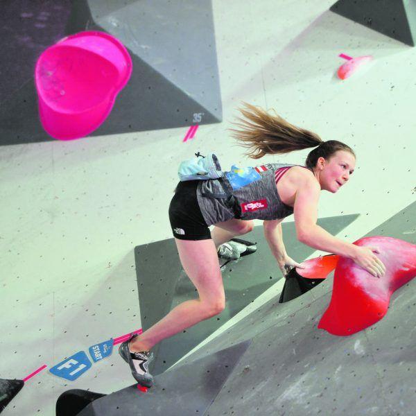 Lea Kempf landete auf dem dritten Rang. blocsummer