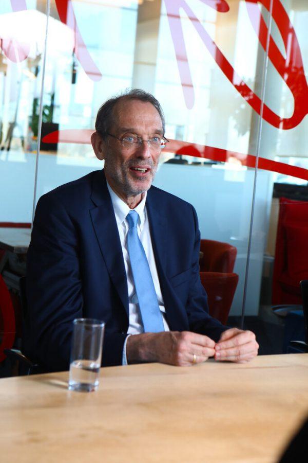 Minister Heinz Faßmann.Hartinger