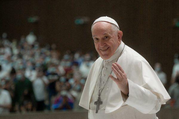 """Papst Franziskus verlangt """"kluge Entscheidungen"""". Reuters"""