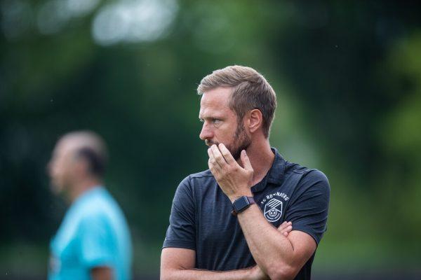 Rotenberg-Trainer Jürgen Maccani.sams