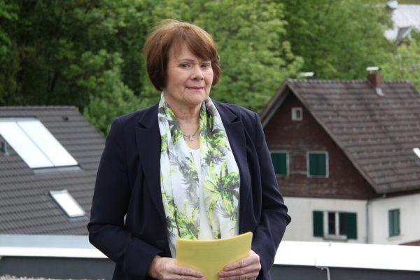 Irmgard Hagspiel wurde zur Bürgermeisterin gewählt. vol.at