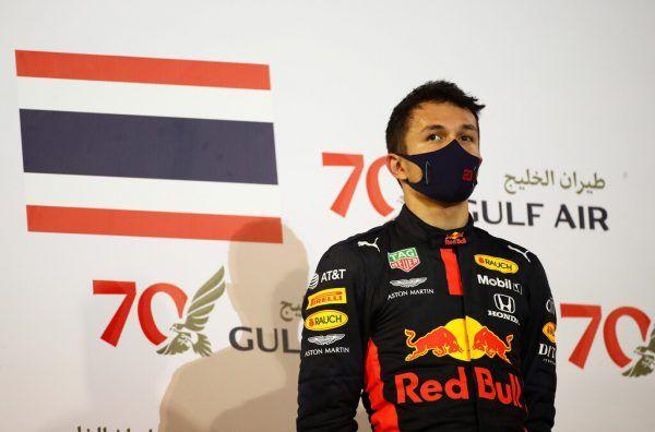 Alexander Albon wird künftig für Williams starten. reuters