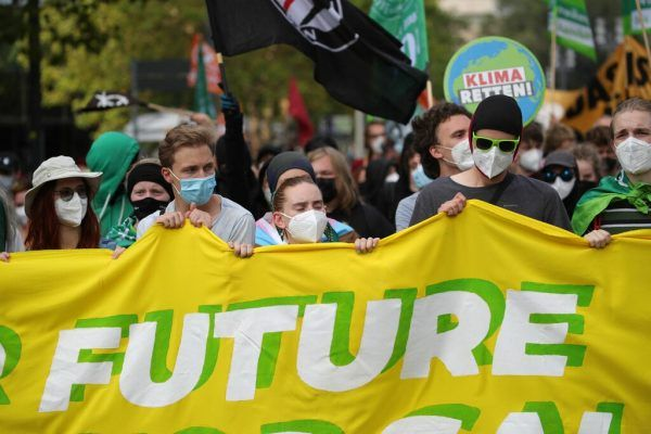 "Auch Christen schließen sich der ""For Future""- Bewegung an.Symbolbild/Apa/afp"