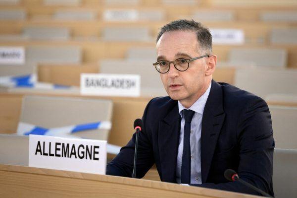 Außenminister Heiko Maas. AFP