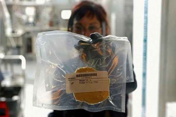 Beim israelischen Start-up Supermeat wird an kultiviertem Hühnerfleisch geforscht.AFP
