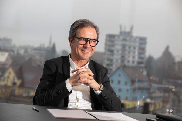 Bernhard Ölz möchte sich vermehrt auf Großprojekte konzentrieren.Hartinger