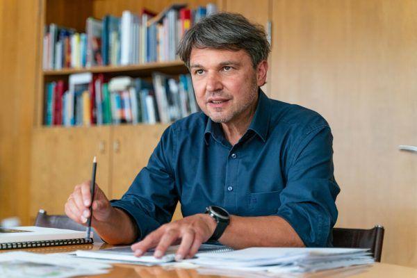 Lustenaus Bürgermeister Kurt Fischer.Dietmar Stiplovsek