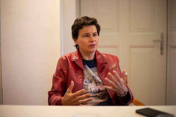Denkmalschützerin Barbara Keiler im NEUE-Interview.Hartinger