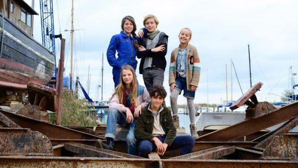Die Kinderdetektive jagen Umweltsünder.Wild Bunch Germany