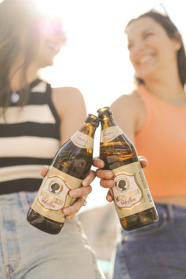 Die Mohrenbrauerei bringt ihr erstes helles Lagerbier auf den Markt.Mohrenbrauerei