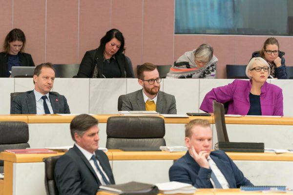 Die Opposition im Landtag will mehr direkte Demokratie.Stiplovsek