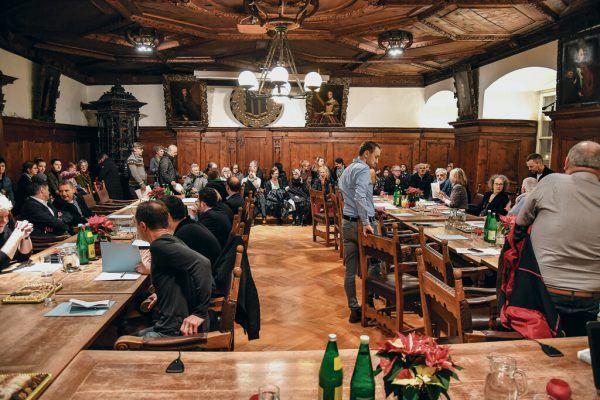 Die Transparenz von Entscheidungen beschränkt sich in Feldkirch nicht nur auf die Teilnahme an Stadtvertretungssitzungen. Lerch