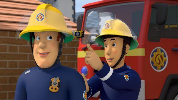 Ein neues Abenteuer für den Feuerwehrhelden Sam.Eclairplay