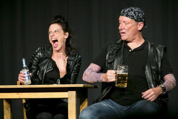 Ein tolles Duo: Anna Gross und Stefan vögel. mathis Fotografie