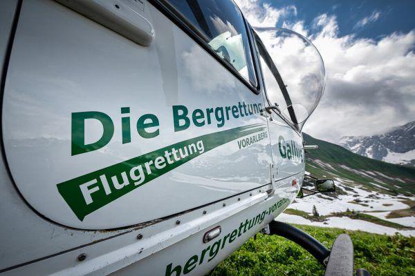 Eine Flugrettung war nicht möglich.Bergrettung Vorarlberg