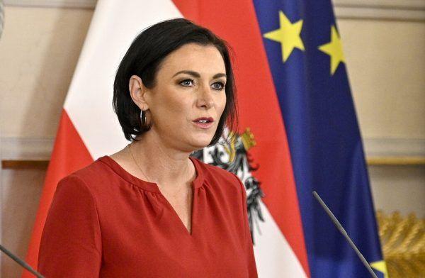 Elisabeth Kösinger kritisiert Wien. APA