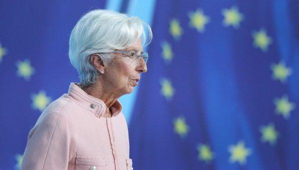 EZB-Chefin Christine Lagarde.AFP