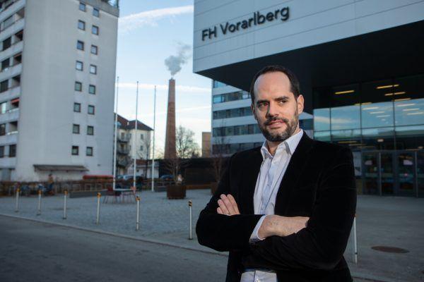 FH-Marketingleiter Richard Flax. KH