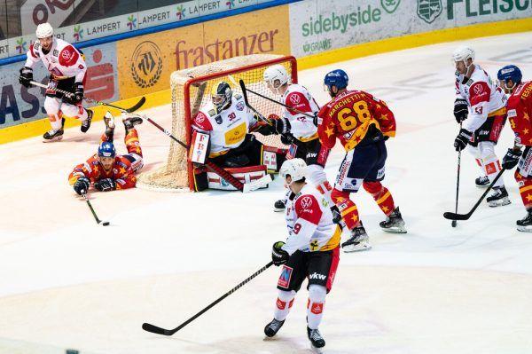 Gegen Asiago stimmte die Leistung der VEU Feldkirch, das Ergebnis allerdings nicht. serra
