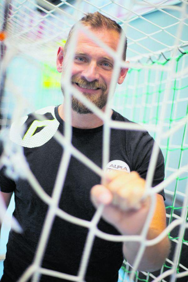 Hannes Jonsson freut sich auf seine Zeit in Hard. Klaus Hartinger