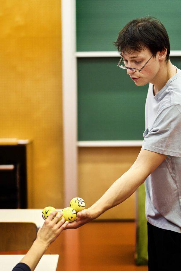 Hat einen guten Draht zu den Schülern: Nico Raschner.Anja Köhler (2)