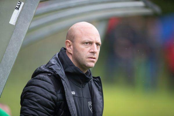 Ingo Hagspiel ist nicht mehr Trainer beim Tabellenvorletzten FC Lauterach. Frederic Sams