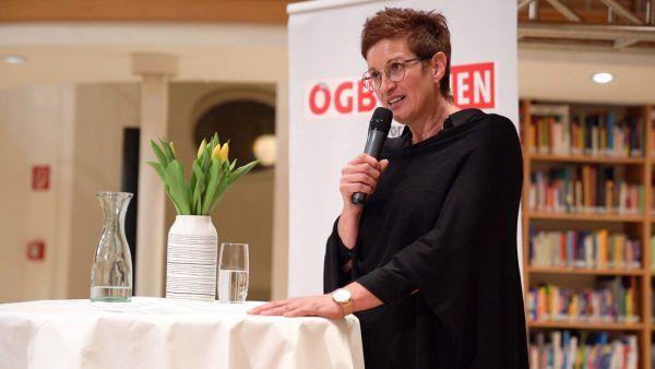 Iris Seewald setzt sich für die Gleichstellung von Mann und Frau am Arbeitsmarkt ein. Sie fordert sofortige Maßnahmen.WKV