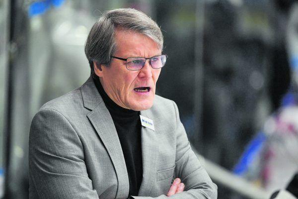 Kai Suikkanen spricht offenherzig wie immer über seine Pläne mit den Bulldogs.GEPA/Lerch