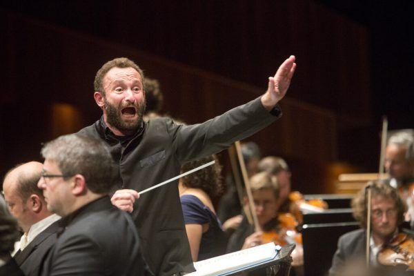 Kirill Petrenko beim Mahler-Konzert im Mai 2019. Mathis Fotografie