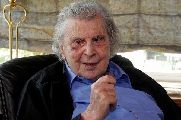 Mikis Theodorakis ist tot.AFP
