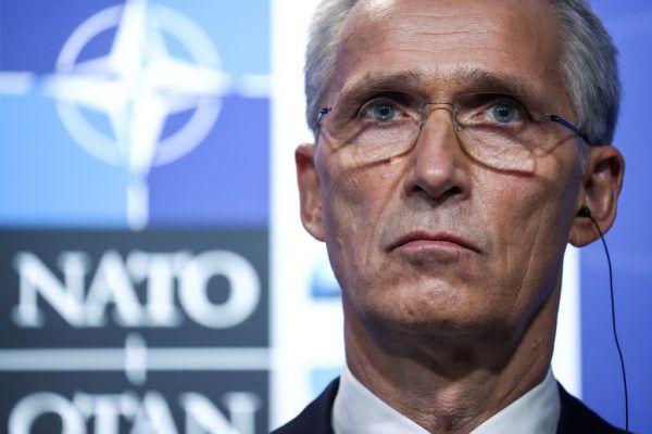 NATO-Generalsekretär Jens Stoltenberg.reuters
