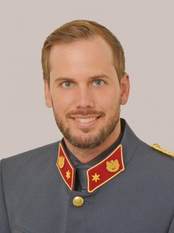 Stefan Längle: Seit 2007 bei der Polizei. Polizei