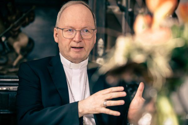 Vorarlbergs Bischof Benno Elbs meldete sich zu Wort.Hartinger