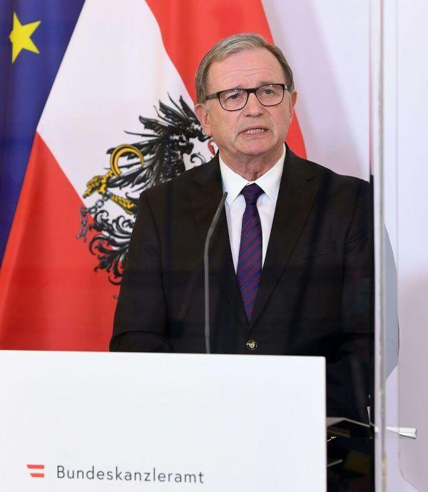 Wirtschaftskammer-Generalsekretär und ÖVP-Mandatar Kopf. APA