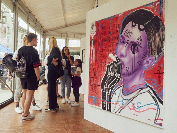 Young Art Generation: Eine Vielfalt jungen künstlerischen Schaffens wird heute und morgen in Bregenz präsentiert. Miro Kuzmanovic