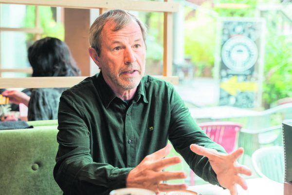 Der langjährige Manager der Dornbirn Lions, Markus Mittelberger, kann die neue Saison kaum erwarten. Das Team ist noch nicht vollständig, ein Center fehlt noch.stiplovsek, Zaponig