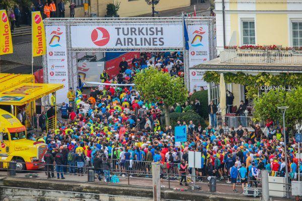 Die letzte Austragung des 3-Länder-Marathons ging 2019 über die Bühne.steurer