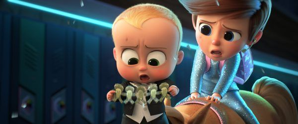Ein böses Baby bedroht die Welt.