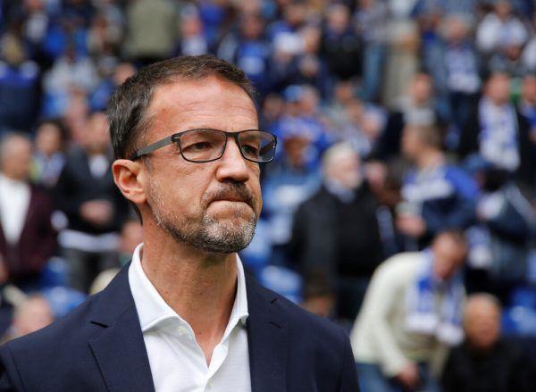 Ferdi Bobic bestätigte, dass Hertha-Profis die PCR-Tests nun selbst bezahlen müssen. reuters