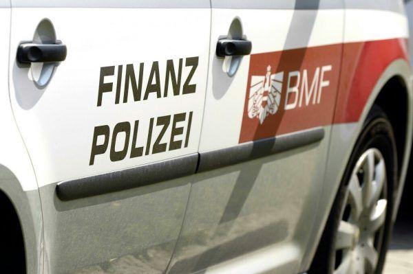 Finanzpolizei deckte Scheinfirma auf. APA
